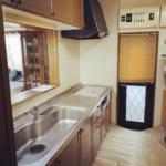 キッチン,解体工事